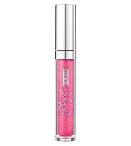 Glossy Lips Gloss Fluido Effetto Smalto Tonalità 203 Fuchsia Paillettes