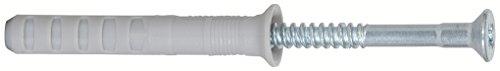 fischer-hammerfix-n-6-x-40-10-s-screw-anchors-nylon-white-pozidriv-pz2