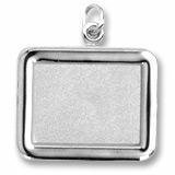 Rembrandt Charms Photo Art - Rectangle Charm