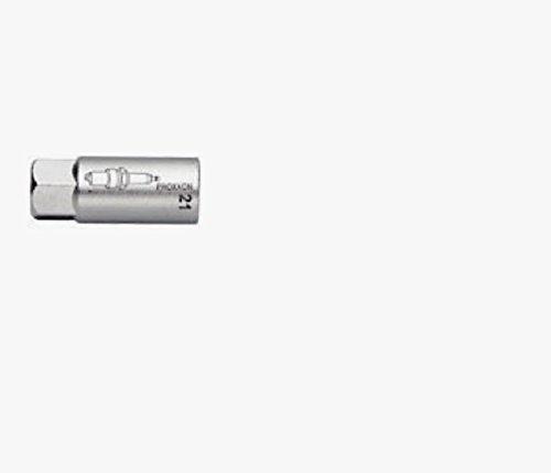 PROXXON-23442-Zndkerzen-Steckschlssel-Einsatz-16mm-Antrieb-125mm-12-TPR