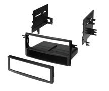 stereo install dash kit toyota yaris 07 08 09. Black Bedroom Furniture Sets. Home Design Ideas
