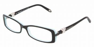 Tiffany & Co TF2016 Eyeglasses 8055 Top Black/Blue