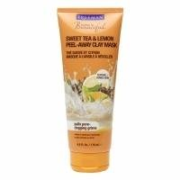 Freeman Feeling Beautiful Peel-Away Clay Mask, Sweet Tea & Lemon, 6 fl oz