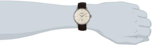 Junkers Herren-Armbanduhr XL Bauhaus Analog Automatik Leder 60505 4
