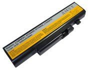 Click to buy Replace 6 cell Battery for Lenovo IdeaPad Y470 Y570 PC 57Y6625,57Y6626,L10P6F01,L10S6F01 - From only $63.6