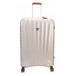 roncato-uno-zip-deluxe-4-rollen-trolley-71-cm-champagne-brown