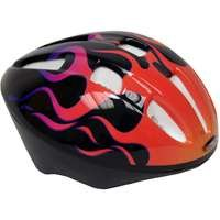 CHILDS HELMET V9 HOT ROD FLAM (Pack of 2)