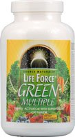 Source Naturals Life Force Greens Multiple 180 Tabs