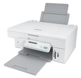 Lexmark X3430 All-In-One With Memory Card Slots Color Printer