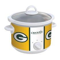 NFL Team Crock-pot Slow Cooker (Green Bay Packers) (Green Bay Packer Crock Pot compare prices)