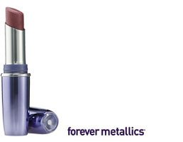 Maybelline Forever Metallics Lipstick, Fools Gold # 50