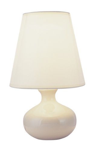 Pastel Ivory Table Lamp Ceramic with Bubble Lamp Body 625IV holy land holy land активный крем alpha complex active cream 110065 70 мл