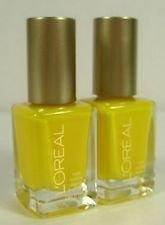 LOreal-Limited-Edition-Nail-Polish-602-Bananarama-Pack-of-2