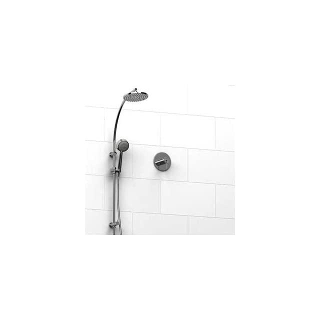 Riobel CS KIT#943CSTMC Thermostatic Shower System Chrome