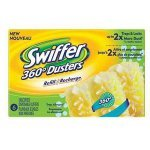 SWIFFER DUSTERS 360 REFILLS 6 CT