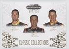 Buy Jeff Burton CC Kevin Harvick Paul Menard #7 125 (Trading Card) 2012 Press Pass Showcase Gold #55 by Press Pass Showcase