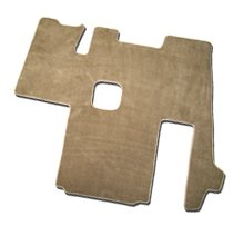 Freightliner Cascadia Series One-Piece Front Floor Carpet Mat