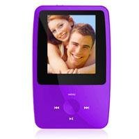 Ematic EMS004PL eSport Clip MP3 Video Player with Video Recorder