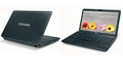 Toshiba Satellite C655D-S5230 15.6-Inch Laptop (Black)