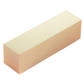 Hive Artificial Nail 'White' Buffing Block - HBA1680