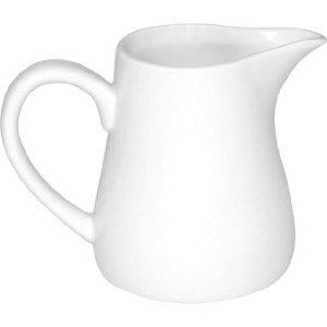 White Cream Or Milk Jug - 10Oz (Box 1)