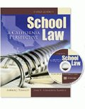 School Law: A California Perspective w/ CD