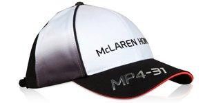 【 McLaren HONDA 】 マクラーレンホンダ F1 Team オフィシャル レプリカ CAP 2016