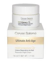 Coryse Salome Ultimate Anti-Age Restorative Night Cream 50ml