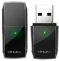 Tp-link-Archer T2u, Ac600 Adaptateur Usb à double bande sans fil