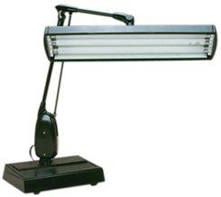 Black Dazor Lamp