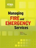 Managing Fire and Emergency Services Icma Green Book087328187X