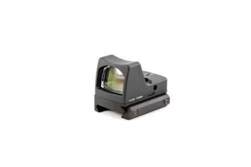 Trijicon Ruggedized Miniature Reflex Sight 4 Moa With Rm33 Picatinny Rail Mount