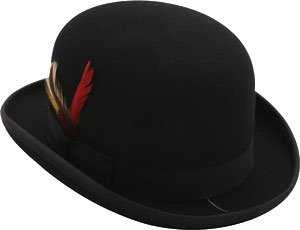 Derby Hat Large