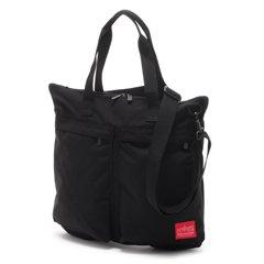 (マンハッタンポーテージ) Manhattan Portage 2wayトートバッグ ショルダーバッグ [Fortitude Bag] mp1346 ブラック