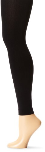 Steve Madden Legwear Women's Footless Fleece Lined Tight