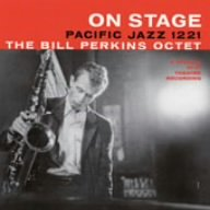 Bill Perkins Octet on Stage