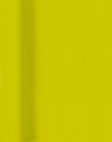 Duni Dunicel Tischdeckenrolle Kiwi 1,25 m x 10 m, Tischdecke Kiwi, Papiertischdecke Kiwi, Tischdecke Hochzeit, Tischdeckenrolle, Tischdekoration Kiwi