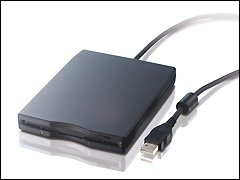 TEAC External USB Floppy Drive ( FD05PUB/KIT/TI )
