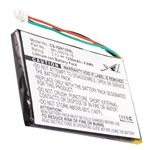 Replacement battery for Garmin Nuvi 1300, Nuvi 1350, Nuvi 1350T, Nuvi 1370, Nuvi 1370T, Nuvi 1390, Nuvi 1390T, Nuvi 1340T Pro