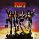 Destroyer by Kiss (1990) Audio CD