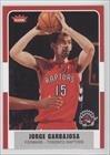 Jorge Garbajosa Toronto Raptors (Basketball Card) 2007-08 Fleer #18