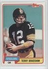 Terry Bradshaw (Football Card) 1981 Topps #375