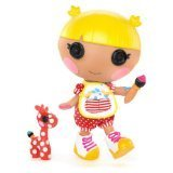 Lalaloopsy Littles Doll - Scribbles Splash and Squiggles Doll - 1