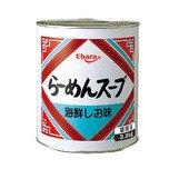 エバラ らーめんスープ 海鮮しお味 3.3kg×2缶 業務用