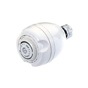 Earth 1.50 GPM Low Flow Massage Water Saving Shower Head