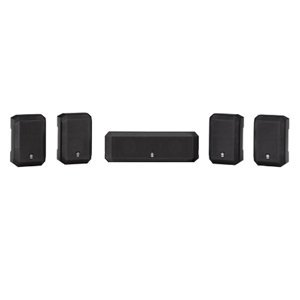Yamaha Ns-Ap2600Bl Home Theater 5.0 Speaker System