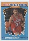 Charles Barkley Philadelphia 76ers (Basketball Card) 1990-91 Fleer All-Stars #1 at Amazon.com