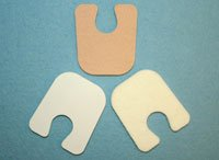 18159 Pedi-pads 1/8 Felt #105 100/Pack Part# 18159 by Aetna Felt Corporation Qty of 1 Pack (Feet Felt compare prices)