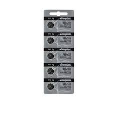 Energizer Batteries 390/389 (189, SR1130SW, SR1130W) Silver Oxide Watch Battery. On Tear Strip (Pack of 5) (189 Watch Battery compare prices)