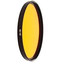 B + W 77mm #40 Multi Coated Glass Filter – Yellow/Orange #16